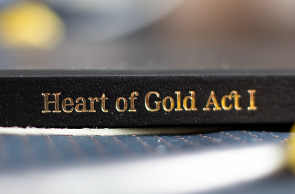 Heart of Gold Act I