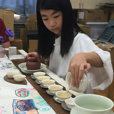 An Invitation to a Mindful Tea Party Hosted by Children (with the #3 Best Taiwanese Food That Makes You Want Some Tea) by guest blogger Amy Hsiao