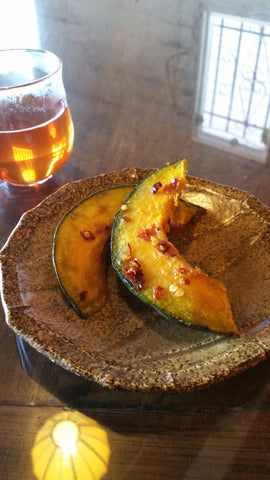 Lemon Ginger Glazed Pumpkin by FLT co-founder Donna Lo