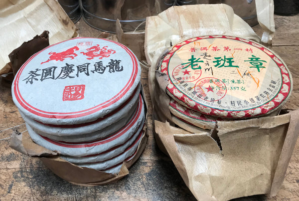 Horse & Dragon Celebration and TongQing Brand Puer