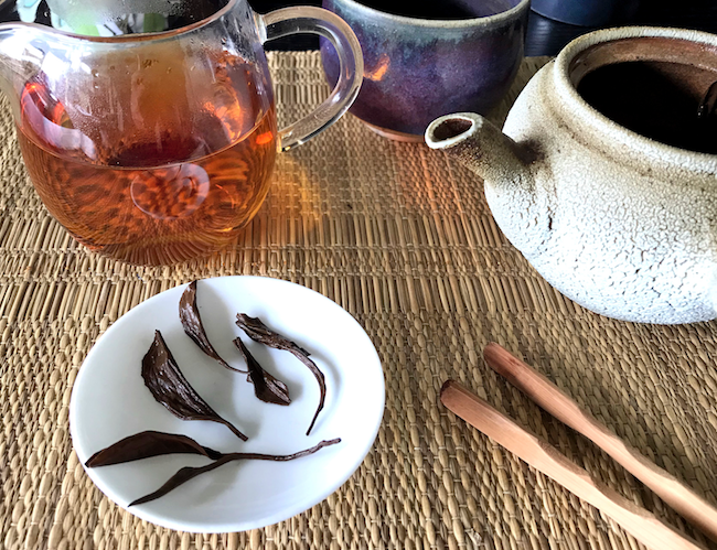 Chinese Golden Teas & Puers