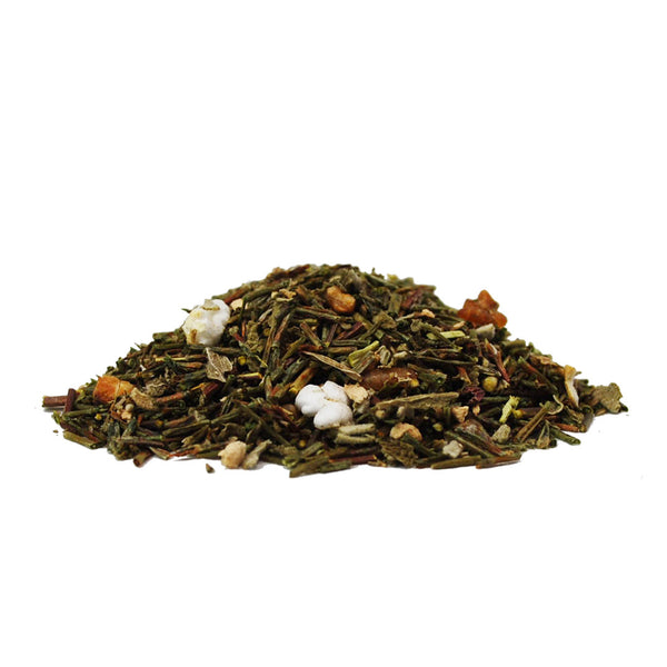 "Limited Edition City-Inspired Teas: The Organic ""Berkeley"" Blend"