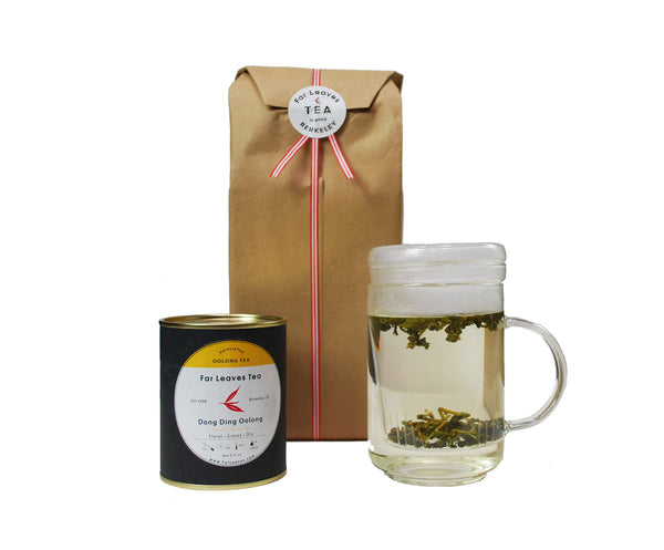 Dong Ding Oolong Gift Set
