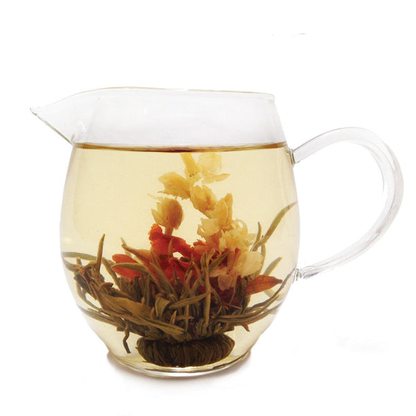 Jasmine Brocade Tea Leaves