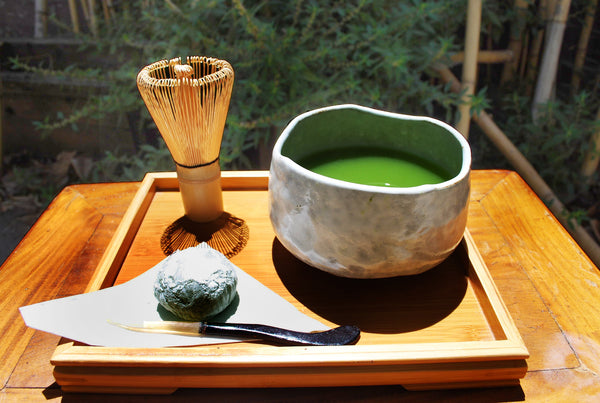 Matcha (Japanese Green Tea Powder)