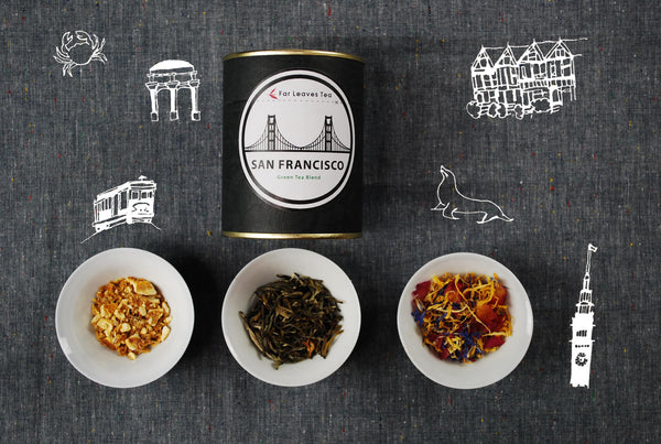 City-Inspired Tea Gift Set