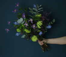 Load image into Gallery viewer, Florist Choice Bouquet - wild violet - Flùr