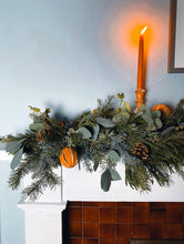 Load image into Gallery viewer, Luxe Festive Garland - Flùr
