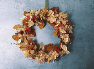 Last Fall Wreath - Flùr
