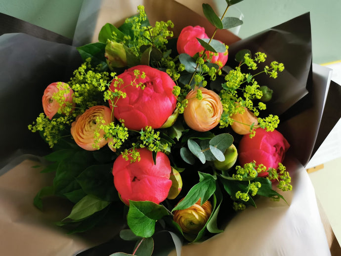 Florist Choice Bouquet - bright and vibrant - Flùr