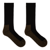 Carhartt Mens All Season Full Cushion Steel Toe Boot Socks 2 Pair thumbnail
