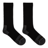 Carhartt Men's Cold Weather Comfort Stretch Crew Socks - Made in the USA thumbnail