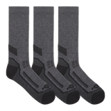 Carhartt Mens Force Performance Work Crew Socks 3 Pair thumbnail