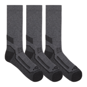 Carhartt Mens Force Performance Work Crew Socks 3 Pair