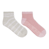 Dr. Scholl's Women's Spa Low Cut Gripper Socks 2 Pair thumbnail