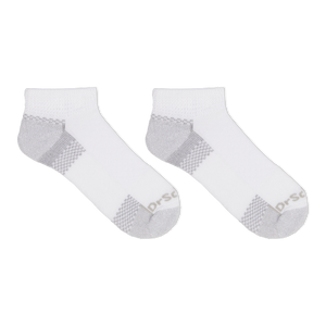 Dr. Scholl's Women's American Lifestyle Blister Guard Low Cut Socks 2 Pair