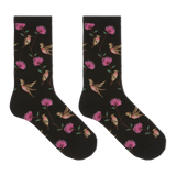 Hot Sox Women's Hummingbirds Crew Socks