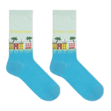 Hot Sox Women's Charleston Crew Socks