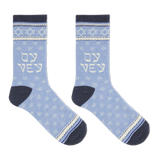 Hot Sox Women's Oy Vey Crew Socks