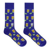 HOTSOX Men's Tequila Shots Crew Socks