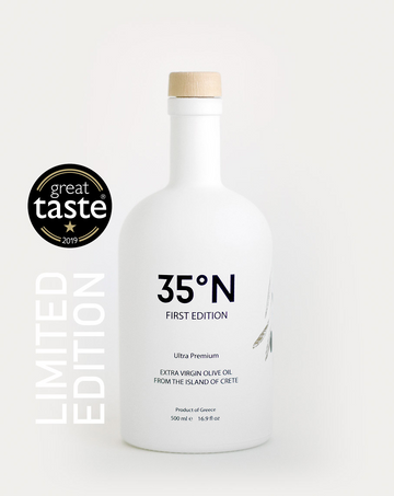 35°N Extra Virgin Olive Oil - First Edition