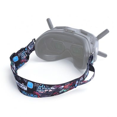 Adjustable FPV Goggles Headband