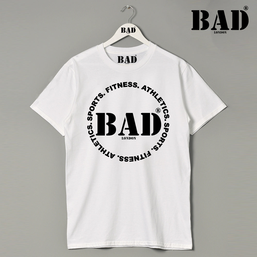 BAD Athletics Apparel Brand London Designer Couture Premium T Shirt