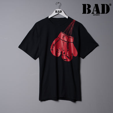 BAD Boxing Brand London Designer Couture Premium T Shirt