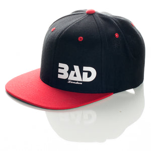 BAD Couture London Fashion Designer Snapback Cap