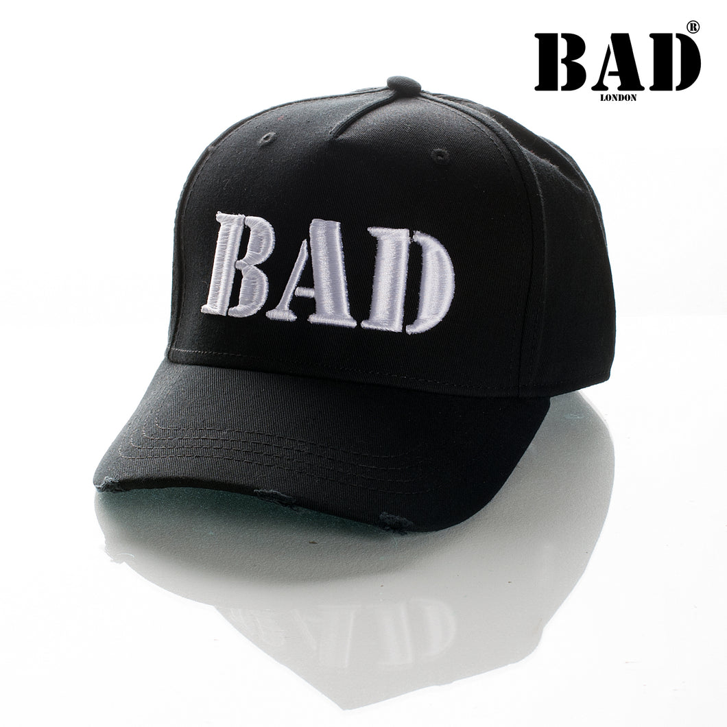 BAD London Couture Cap Distressed Style Premium Quality
