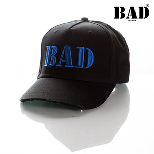 BAD Couture Cap London Distressed Style Premium Quality