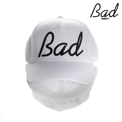 BAD COUTURE COLLECTION LONDON FASHION PREMIUM STREET WEAR AND SPORTS FITNESS ATHLETICS APPAREL TRUCKER SNAPBACK