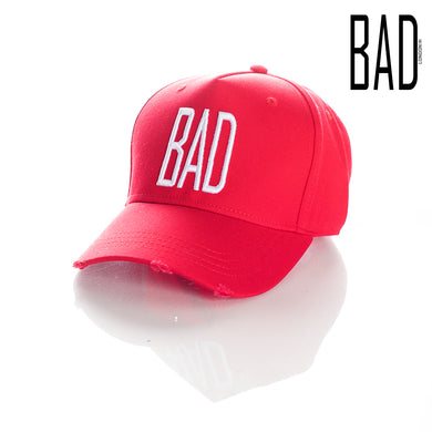 BAD Couture London Athletics, Sports, Fitness, Brand. Distressed Cap Style Premium Quality