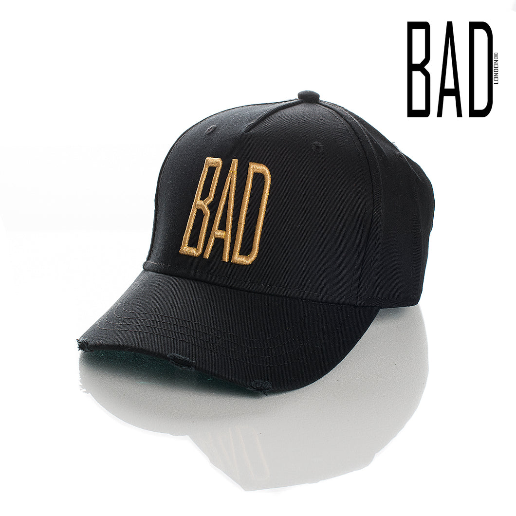 BAD Couture Collection Hat Distressed Style Premium Quality Brand