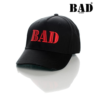 BAD Couture Hat Collection London Distressed Raw Style Premium Quality Brand