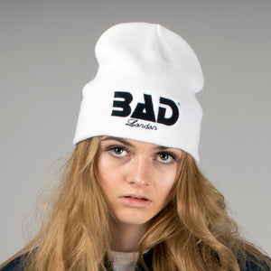 BAD Athletics Apparel Brand London Designer Couture Beanie
