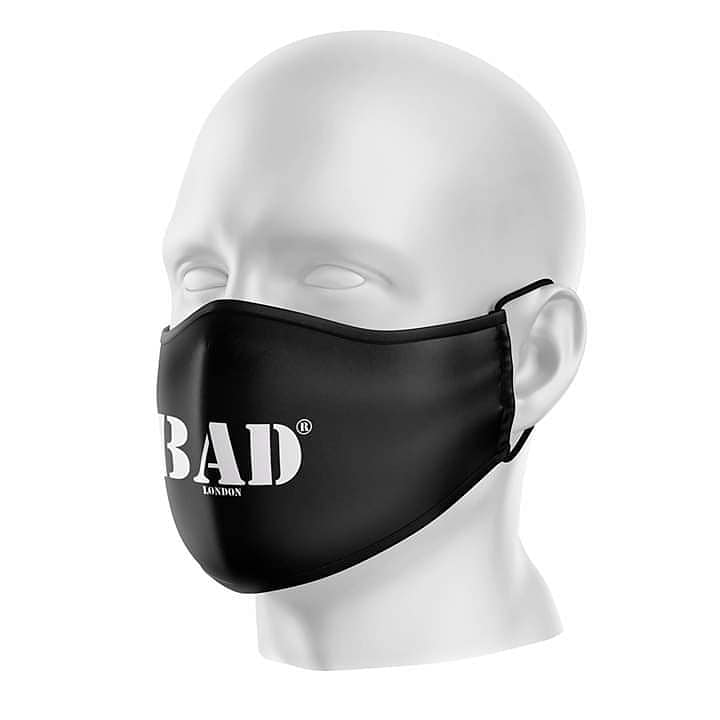 BAD Apparel London Face Covering Mask
