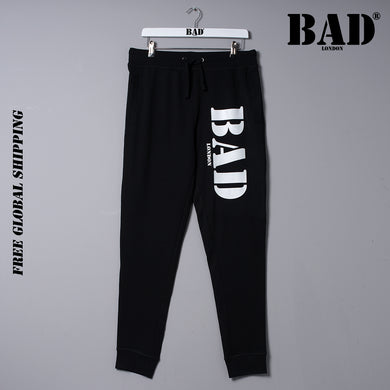 BAD Joggers London Designer Sports Fitness Athletics Fashionn Brand