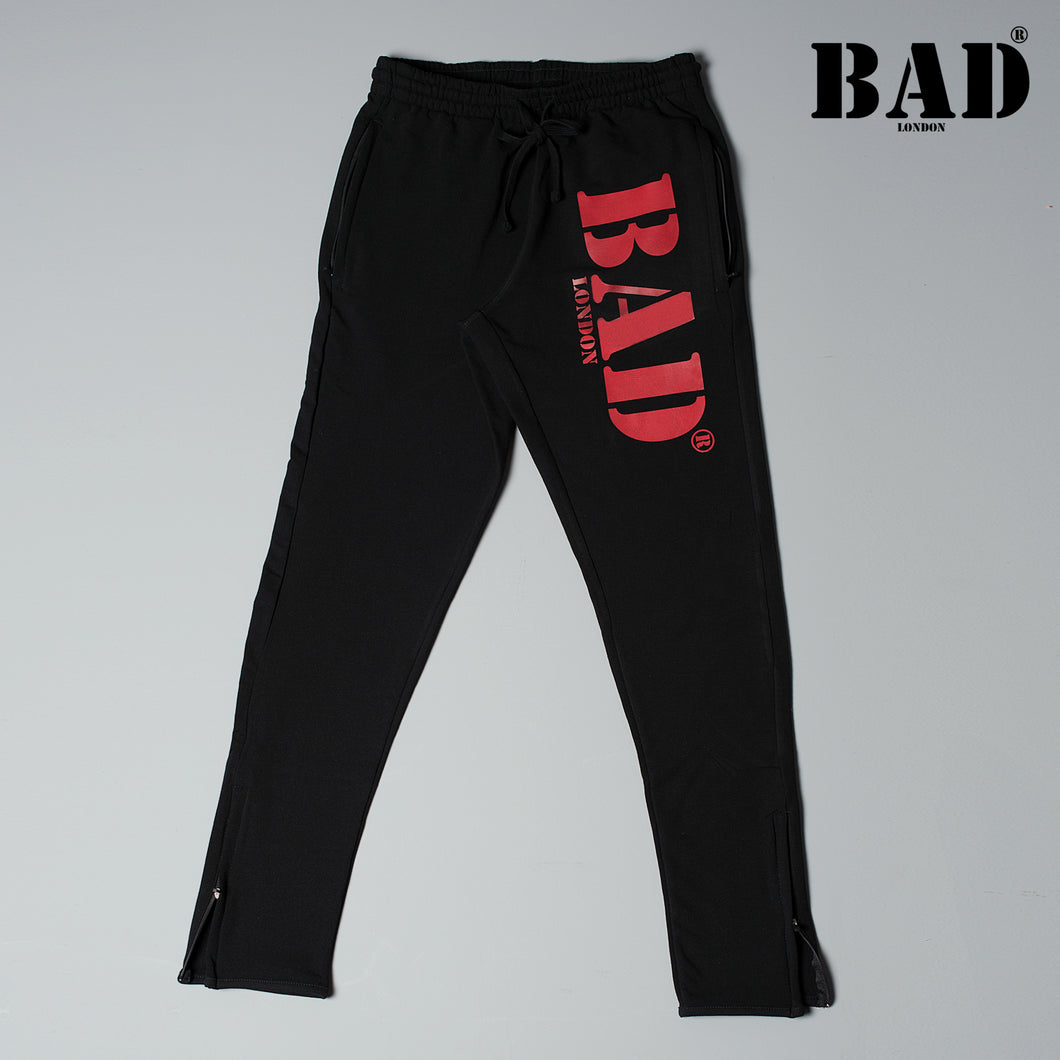 BAD Joggers London Sports Fitness Athletics Fashion Brand