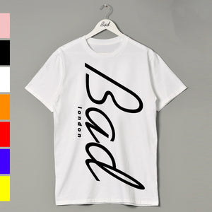 BAD Couture Fashion London Designer Premium T Shirt