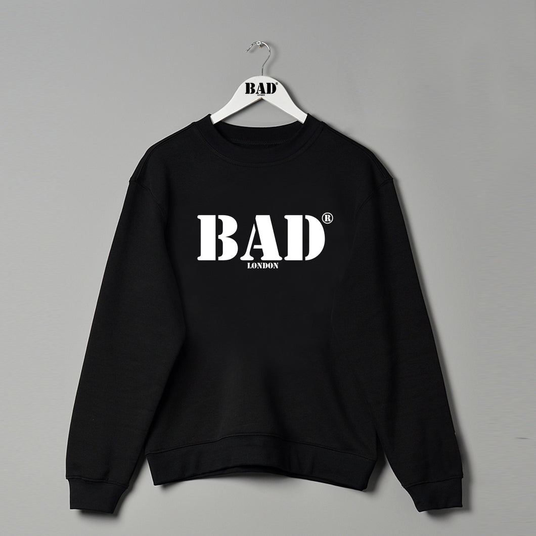 BAD Athletics London Designer Fashion Sweatshirt