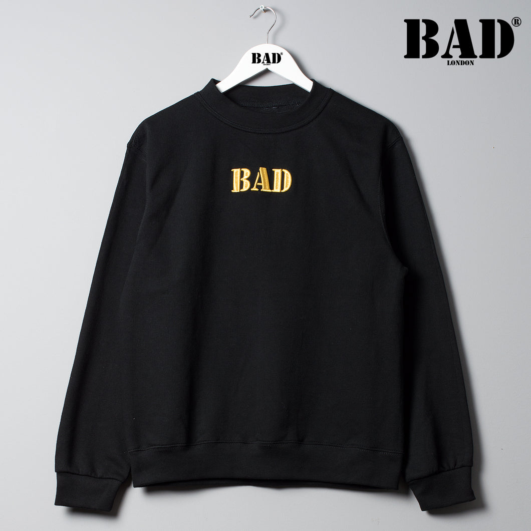 BAD LONDON Designer Couture Athletics Fashion Sweatshirt