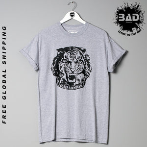 BAD Tiger Apparel London Designer Couture Premium T Shirt