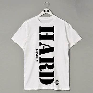 HARD LONDON Clothing Brand Designer Athletics Fashion T Shirt
