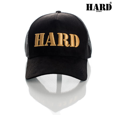 HARD CLOTHING LONDON COUTURE FASHION PREMIUM STREET WEAR AND SPORTS FITNESS ATHLETICS APPAREL TRUCKER SNAPBACK