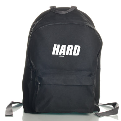 HARD Apparel London Athletics Sports Fitness Brand Backpack