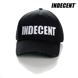 Indecent Couture Hat Collection London Distressed Raw Style Premium Quality Brand