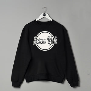 Screw You Clothing Brand Designer Sweatshirt