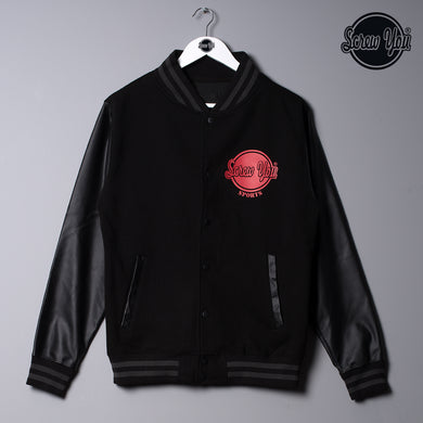 Screw You Branded Jacket Designer Street wear Fitness Sports Athletics Fashion