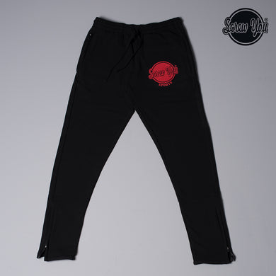 Screw You Joggers Sports Fitness Athletics Fashion Brand